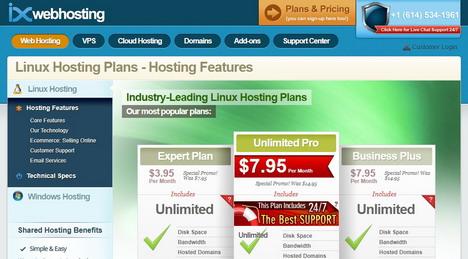 ix-web-hosting