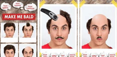 make-me-bald-app