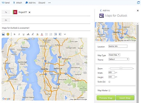 maps-for-outlook