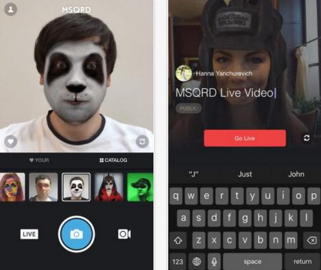msqrd-face-transformation-app