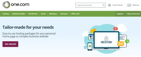 one-com-web-hosting-service