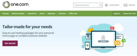 one-com-web-hosting-service