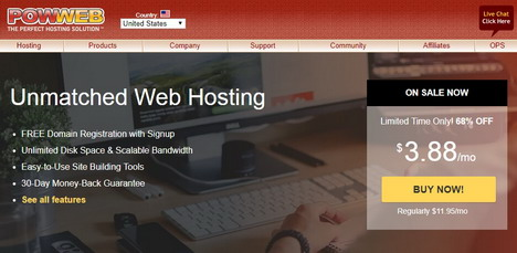 powweb-hosting-solution