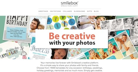 smilebox-card-design
