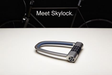 solar-bike-lock