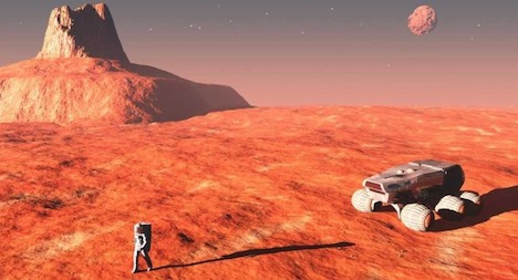 spacex-colonize mars