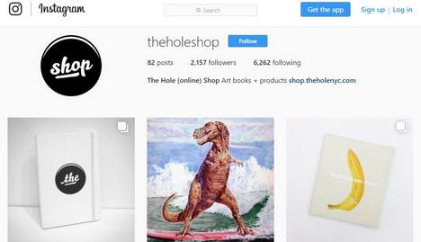 theholeshop-instagram