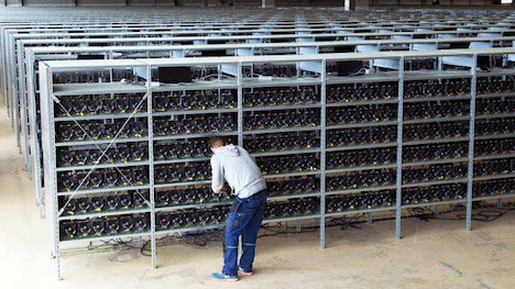 How do you knwo if your intsalled a cryptocurrency miner