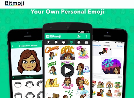 bitmoji-mobile-app
