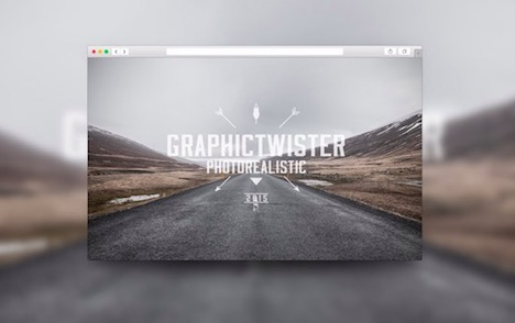 blurred-background-browser-template