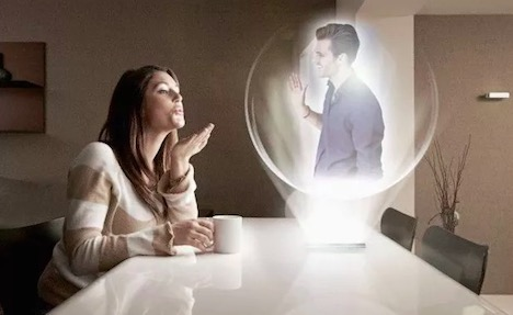 hologram-phone-calls