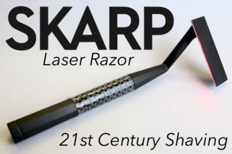 laser-razor