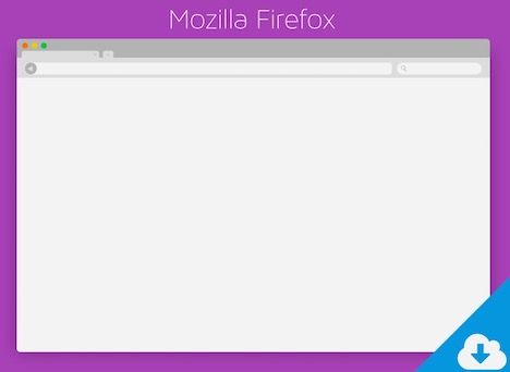 mozilla-firefox-psd-download