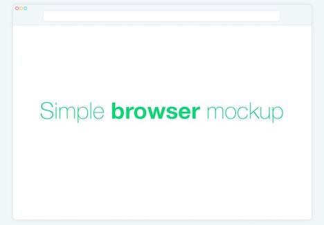 simple-browser-mockup