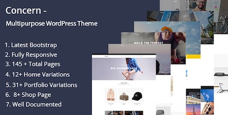 concern-multipurpose-portfolio-wordpress-theme