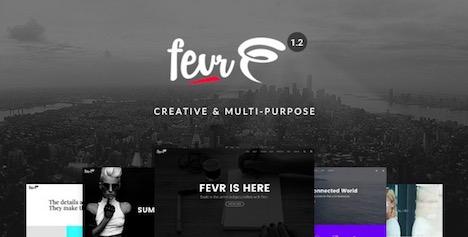 fevr-creative-multipurpose-theme