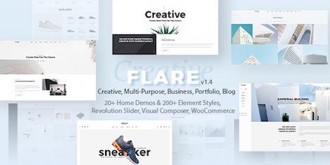 flare-flexible-multipurpose-theme