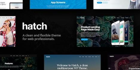 hatch-multipurpose- wordpress-theme