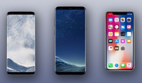iphone-x-samsung-s8