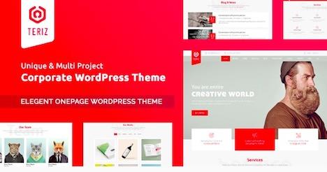 teriz-multipurpose-onepage-wordpress-theme