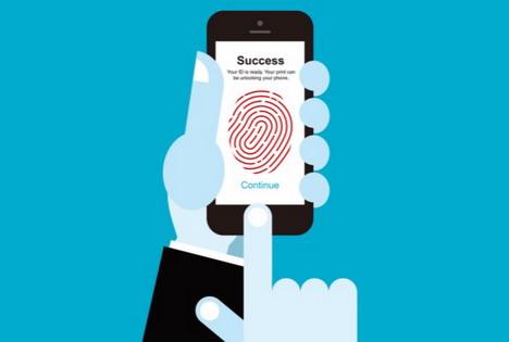 smartphones-biometrics