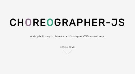 css-tools-chroreographer-js