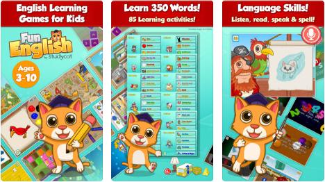 english-learning-apps-fun-english-learn-english