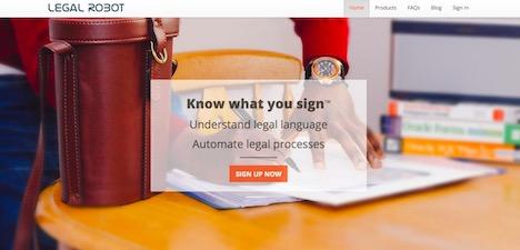legal-robot