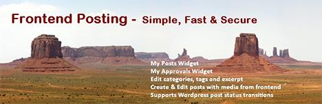 wordpress-post-management-plugin-frontier-post