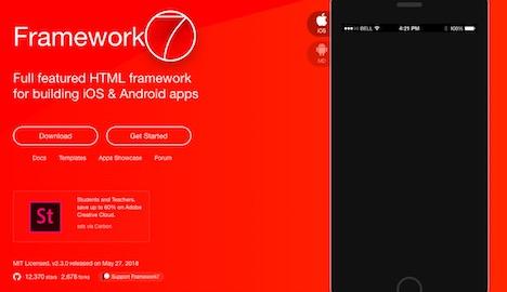 framework-7