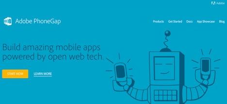 phonegap-mobile-app-builder