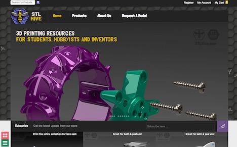 stlhive-3d-models-printing