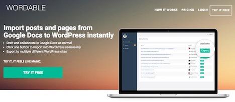 wordable-blogging-platform