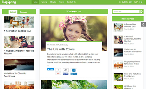wordpress-theme-blogspring