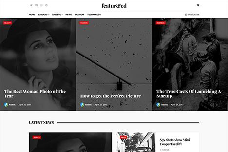 wordpress-theme-featured