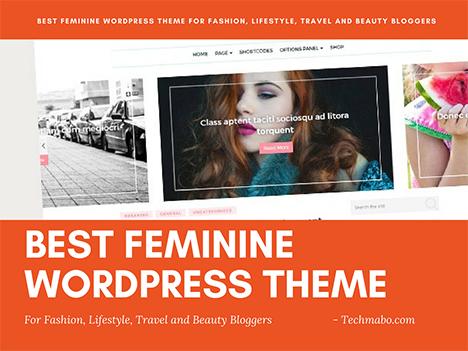 wordpress-theme-feminine