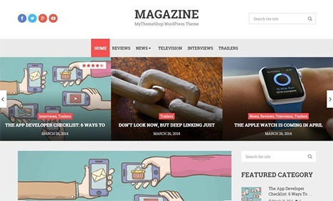 wordpress-theme-magazine