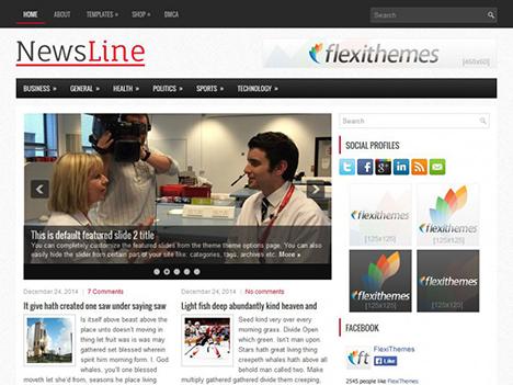 wordpress-theme-newsline