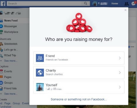 fundraising-money-for-charity-on-facebook