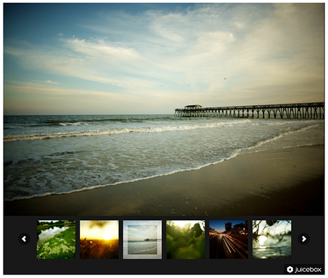 juicebox-html5-image-gallery