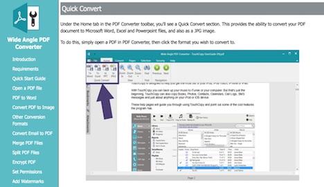 wide-angle-pdf-converter