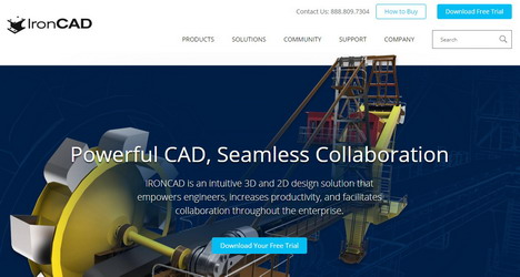 ironcad-cad-software-solutions