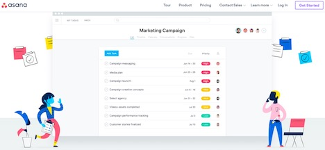 asana-marketing-campaign-tool