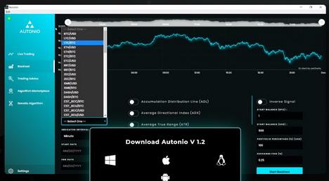 autonio-decentralised-ai-trading-bot