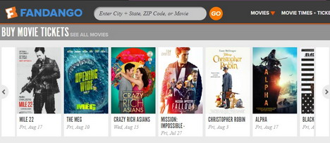 Top 20 Trusted Movies Database And Movies Review Websites Quertime