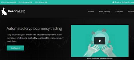 haasoline-crypto-trading-bot