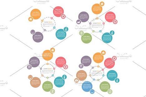 circle-infographics