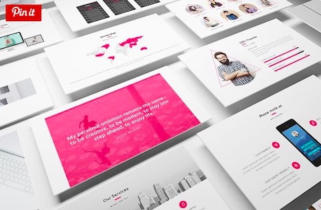 creative-keynote-template