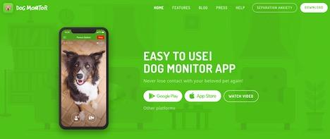 dog-monitor-app