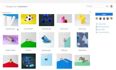 dropbox-online-storage-tool
